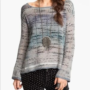 Free People Morning Bell pullover sweater